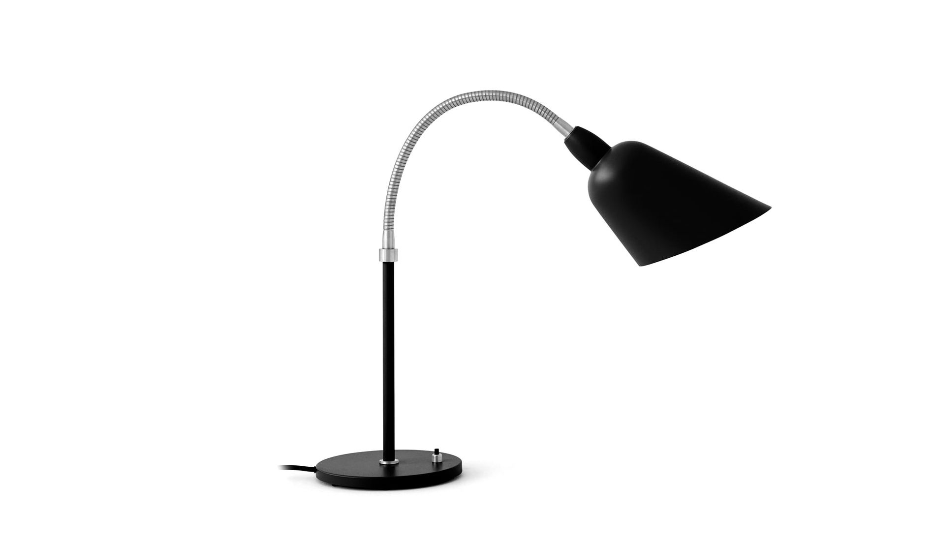 Stolní lampa Bellevue AJ8 Black and Silver